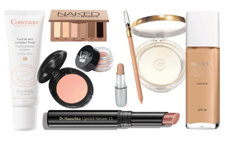Nude make up