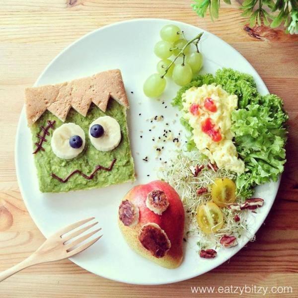 spesso Samantha Lee e i suoi artistici piatti per bambini GP13