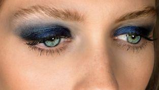 Trucco per occhi verdi: regole e segreti