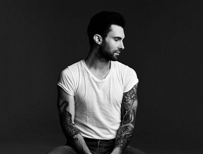 Adam Levine uomo sexy 2013 secondo People