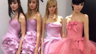 Colori moda abiti sposa 2014