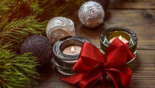 Centrotavola X Natale Fai Da Te.Composizioni Di Natale Fai Da Te