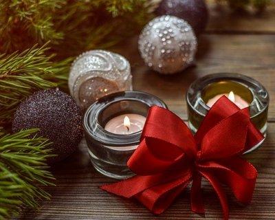Candele natalizie ecco come realizzarle da sola for Soprammobili fai da te