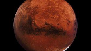 Anello di sosta di Marte nel segno della bilancia