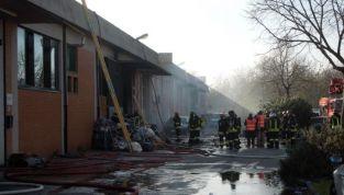 Prato, incendio in una fabbrica cinese: 7 morti