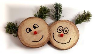Lavoretti Di Natale Addobbi.Decorazioni Natalizie Idee Per Decorazioni Di Natale Fai Da Te
