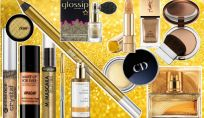 Make up oro per natale e capodanno