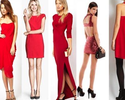 huge discount 04b99 4c9b6 5 abiti rossi per Capodanno 2014