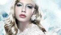 Frozen make up per un look glaciale
