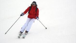 Imparare a sciare da adulti