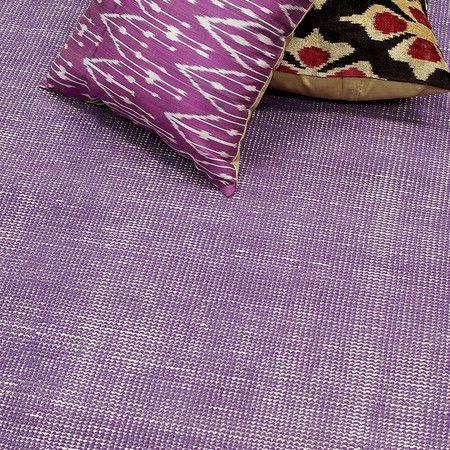 Accessori e complementi radiant orchid per una casa di tendenza - Tingere tessuti divano ...
