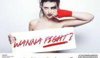 Calendario delle studentesse per combattere la violenza sulle donne