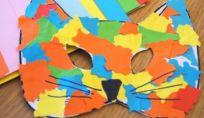 Maschere di carnevale per bambini da scaricare e colorare