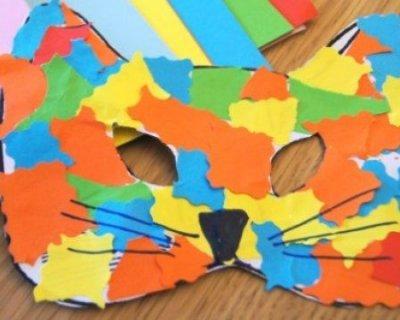 Maschere Di Carnevale Da Colorare Per Bambini