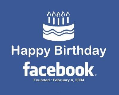 Facebook compie gli anni, ben 10!