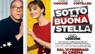 Sotto una buona stella, il nuovo film di Carlo Verdone