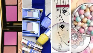 Collezioni trucco Primavera 2014: il make up della bella stagione