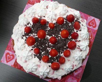Torte per San Valentino, stupite il vostro amore anche a tavola!