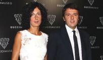 Ritratto della nuova first lady italiana Agnese Landini