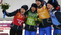 Italia: bronzo nel Biathlon, la medaglia più bella