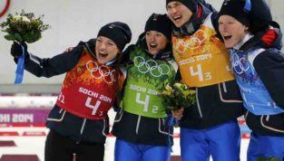 Sochi 2014, un bronzo inaspettato nel Biathlon