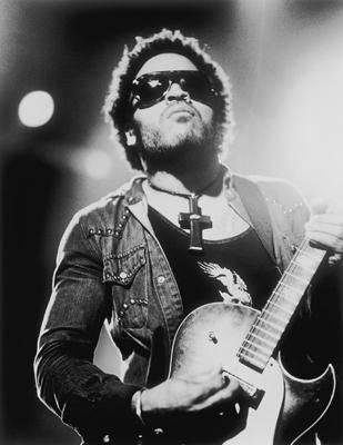 Lenny Kravitz – It's Time For A Love Revolution
