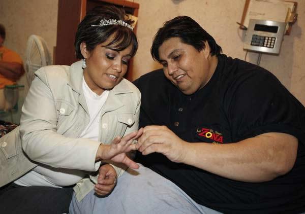 Manuel Uribe si è sposato