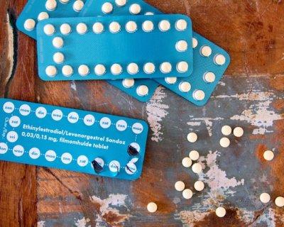 La pillola anticoncezionale