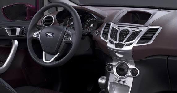 Ford presenta la nuova fiesta