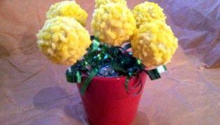 Cake pops mimosa, per stupire alla Festa della Donna