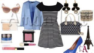 Look della settimana: french style
