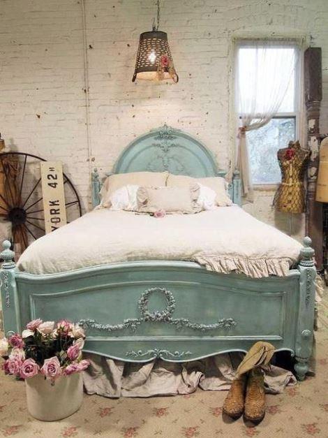 arredamento shabby chic: uno stile romantico e unico per la tua casa - Arredamento Classico Romantico