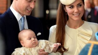 Primo viaggio per il Royal baby con Kate e William in Australia e Nuova Zelanda