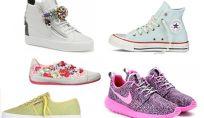 Scarpe primavera/estate 2014: ai piedi un paio di sneakers