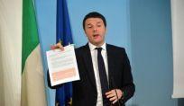 Renzi: «Mille euro per dieci milioni di italiani»