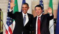 Obama a Roma incontra il Papa, Napolitano e Renzi: bilancio positivo