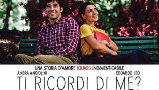 """""""Ti ricordi di me?"""" La nuova commedia con Ambra Angiolini e Edoardo Leo"""