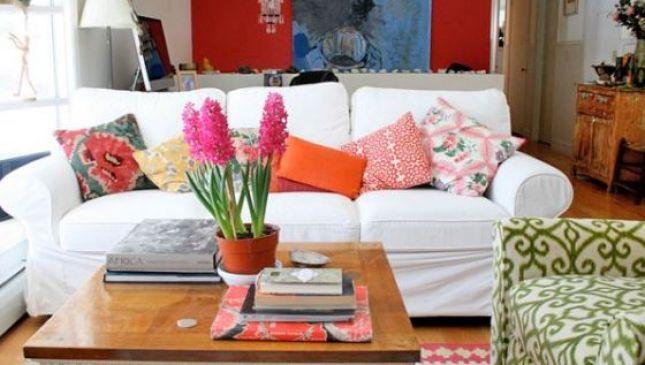 Come arredare casa in primavera? Consigli e idee