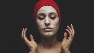 Maschera viso fai da te con alimenti
