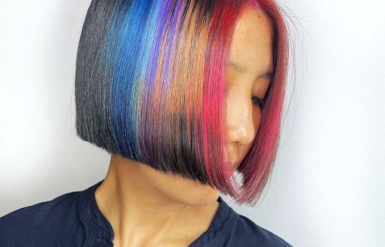 Capelli Splashlight: la tendenza dell'estate 2014