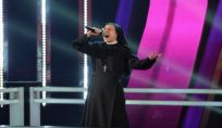The Voice 2: fase Knockout, passa suor Cristina