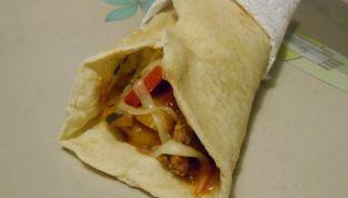 Fajitas di pollo per portare il Messico a tavola