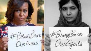 Bring back our girls: il grido dello star system per le ragazze rapite