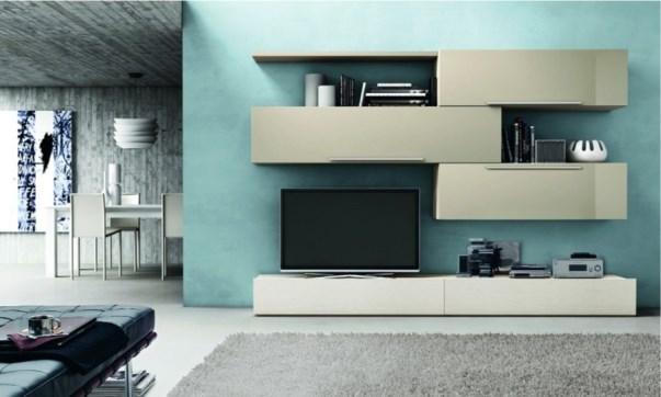 Regole per abbinare i colori delle pareti ai mobili for Arredamento moderno ma caldo