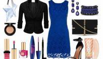 Look della settimana in royal blue