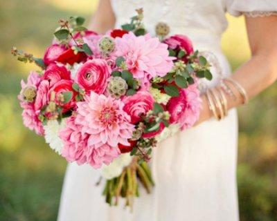 Make up sposa e bouquet: come abbinarli?
