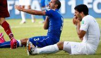 l'Italia perde contro l'Uruguay ed esce dal Mondiale