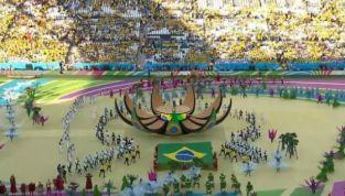 Mondiali 2014: una colorata cerimonia d'apertura e la prima vittoria del Brasile