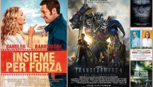 Film in uscita al cinema a luglio 2014