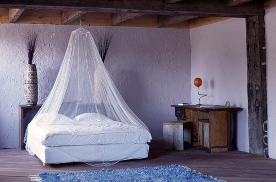 Letto Con Zanzariera : Zanzariere fai da te da letto